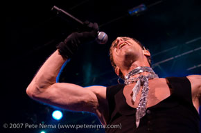 Perry Farrell's Satellite Party