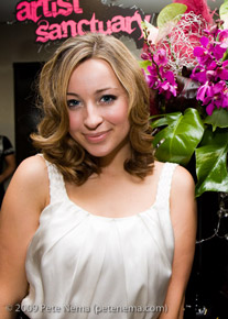 Ashley Leggat (Life With Derek)